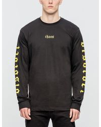 Wasted Paris - Disorder L/s T-shirt - Lyst
