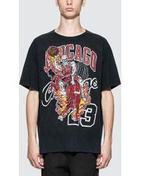 Warren Lotas - Bulls Athletics T-shirt - Lyst