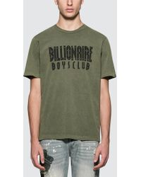 BBCICECREAM - Overdyed Straight Logo S/s T-shirt - Lyst