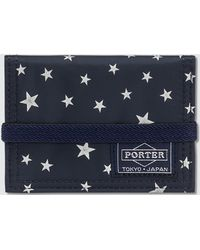 Head Porter - Stellar Band Card Case - Lyst