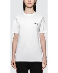 Stussy - Smooth Stock Short Sleeve T-shirt - Lyst