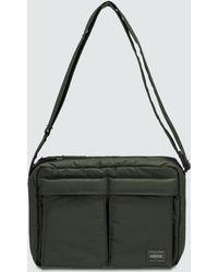 Head Porter - Olive Drab Shoulder Bag (l) - Lyst