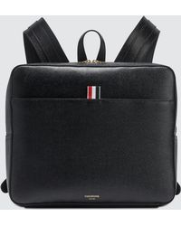 ad5c237b9e4c Thom Browne - Zip Top Book Bag - Lyst
