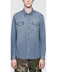 Levi's - Barstow Western Shirt - Lyst