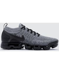 70474d2793bc Lyst - Nike Air Vapormax Flyknit in Black for Men