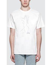 Strangers - Hello Stranger S/s T-shirt - Lyst