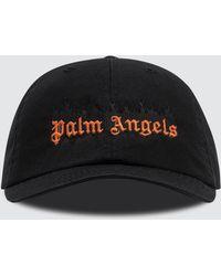 Palm Angels - Hbx Exclusive Burning Cap - Lyst