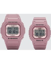 "G-Shock - "" Dw5600lf Bgd560lf """"lover's Collection 2018"""" Set"" - Lyst"