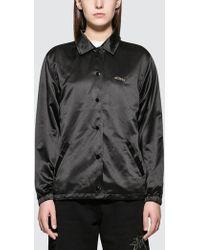 Stussy - Leland Coach Jacket - Lyst