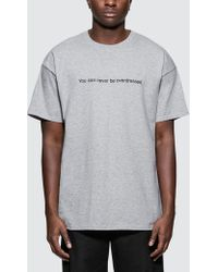 78ba4b80 Kenzo Tiger X 'i Love You' T-shirt in Gray for Men - Lyst
