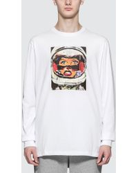 Billionaire Boys Club - Ice Cream | Bb Space Cadet L/s T-shirt | Lyst