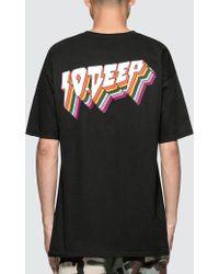 10.deep - All The Lights S/s T-shirt - Lyst