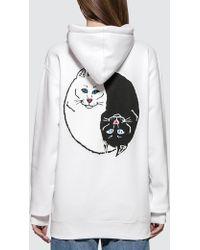 RIPNDIP - Nermal Yang Pullover Sweater - Lyst