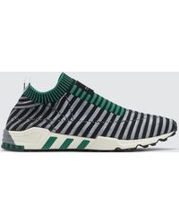 Adidas Originals Eqt Og Story in Green for Men - Lyst 4054f58f9