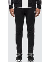 adidas Originals Sst Track Trousers - Black