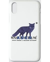 Maison Kitsuné - Ader Error X Pixel Fox Iphone Xs Case - Lyst