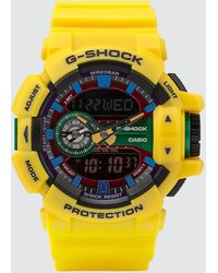 G-Shock - Classic Series Analog Digital Watch - Lyst