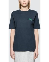 Stussy - Stock S/s T-shirt - Lyst