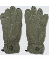 Stone Island - Nylon Metal Gloves - Lyst