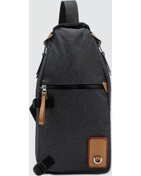 Loewe - Eln Sling Backpack - Lyst