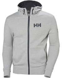 47882bb332 Helly Hansen Ninety Five Hoody in Brown for Men - Lyst