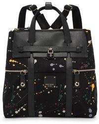 Henri Bendel - Jetsetter Convertible Splatter Paint Backpack - Lyst