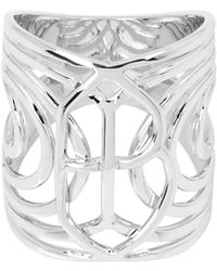 Henri Bendel | Luxe Coin Link Ring | Lyst