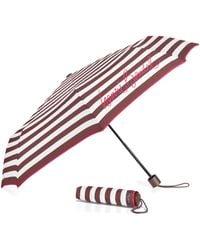 Henri Bendel - Limited Edition Striped Umbrella - Lyst