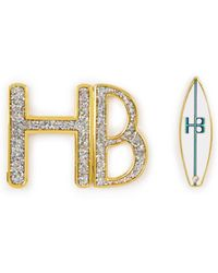 Henri Bendel - Surf's Up Pin Set - Lyst