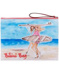 Henri Bendel - Surfer Girls Bikini Bag - Lyst