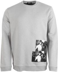 Raf Simons - Graphic Sweatshirt - Lyst