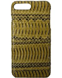Rick Owens | Snake Skin Iphone 6, 7, 8 Plus Case | Lyst