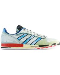 Raf Simons - Multicolor Adidas Originals Edition Micro Pacer Stan Smith Sneakers - Lyst