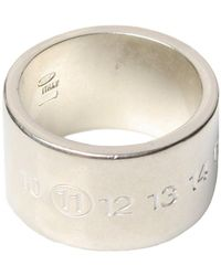 Maison Margiela - Square Ring - Lyst