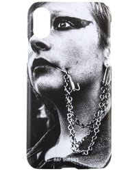 Raf Simons - Clubbers Print Iphone® 7 & 8 Case - Lyst