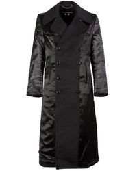 Junya Watanabe - Reversible Double-breasted Long Coat - Lyst