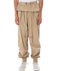 Y. Project - Oversized Jogger - Lyst