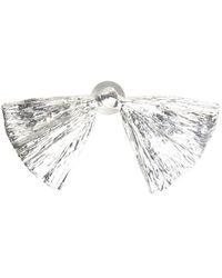Mirit Weinstock - Bow Tie Earring - Lyst