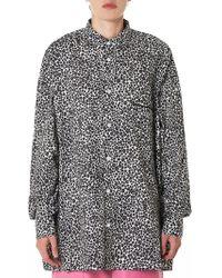 Kidill - Leopard Print Shirt - Lyst
