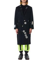 99% Is - Custom Punk Overcoat - Lyst