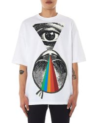Undercover - 'all Seeing Eye' Tee - Lyst