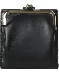 Yohji Yamamoto - Hybrid Leather Wallet - Lyst