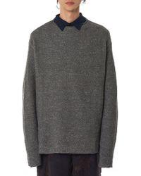 Daniel Andresen - Knit Wool Sweater - Lyst