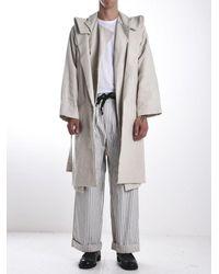 Phoebe English - Belted Coat - Lyst