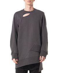 BMUET(TE) - Asymmetric Pullover - Lyst