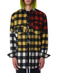 Liam Hodges - 'beetlejuice' Lumberjack Shirt - Lyst