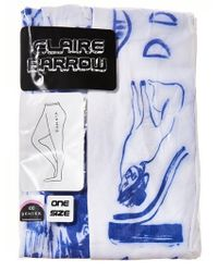 Claire Barrow - Screen Printed Tights - Lyst