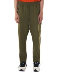 Juun.J - Relaxed-fit Track Pants - Lyst