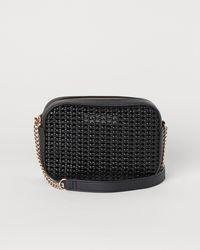 H&M Geflochtene Handtasche
