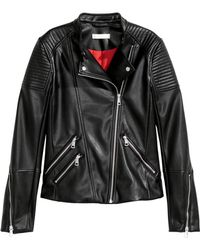 H&M - Bikerjacke - Lyst